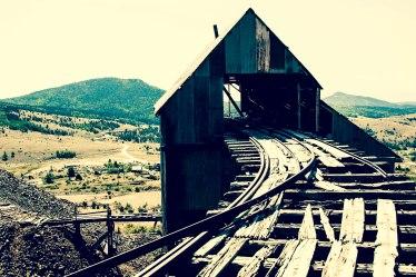 Abandoned Mine 12